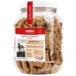 Mera Pure Sensitive Goody Snacks Truthahn & Reis 600g